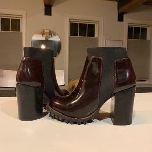 Steve Madden Heel Boots